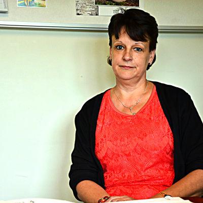 Kanslichef Carina Nyqvist
