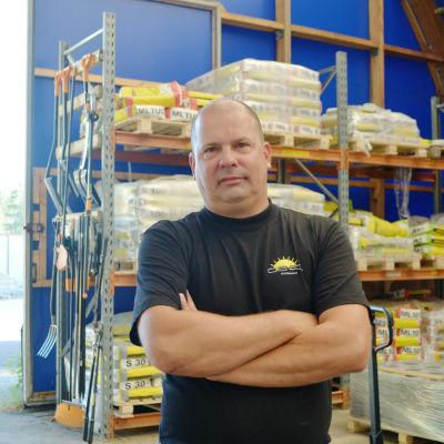 Tom Malmberg, Östra Skärgårdens Stugservice, Östra Skärgården,