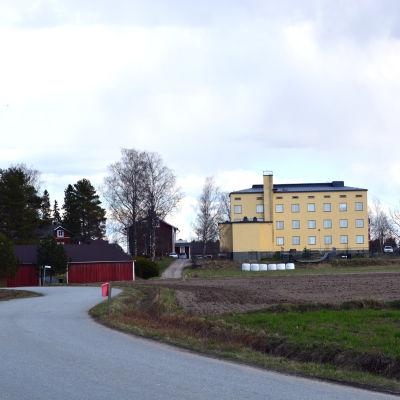Lagmansgården skolhem