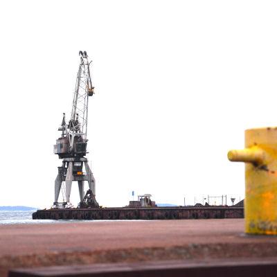 Koverhar hamn