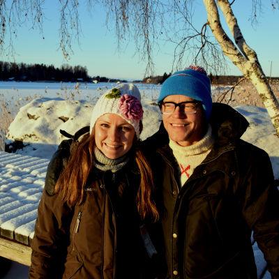 Lee Esselström och Jim