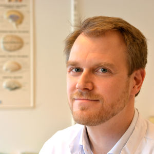 En man som heter Markus Wikstén.