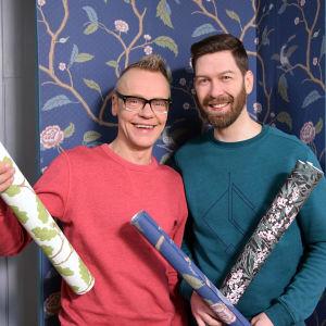 Jim Björni ja Jonas Sundström