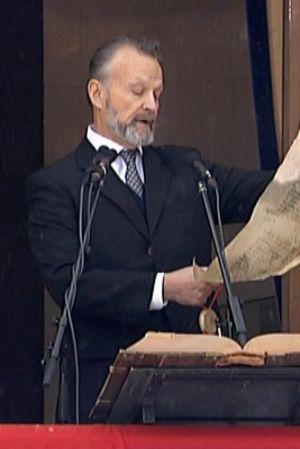 Åbos biträdande stadsdirektör Jouko K. Lehmusto