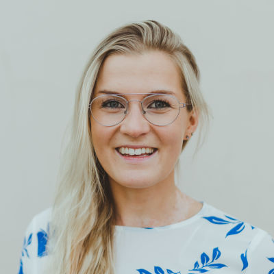 Corinne Grönholm.