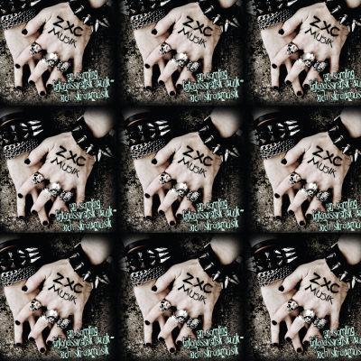 ZXC Musiks skivomslag