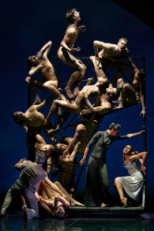 Rodin. Eifman Ballets gästspel på Nationalbaletten våren 2017.