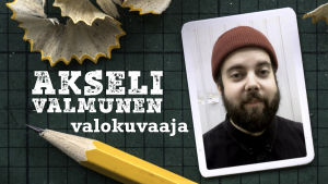 Valokuvaaja Akseli Valmunen
