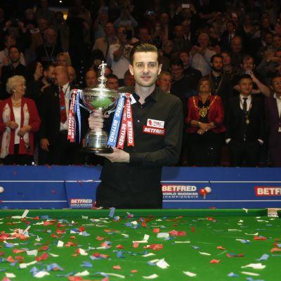Mark Selby vann sitt tredje VM-guld.