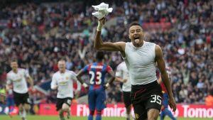 Jesse Lingard blev Uniteds hjälte.