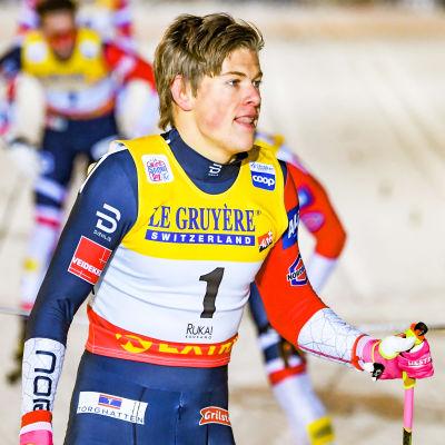 Johannes Hösflot Kläbo.