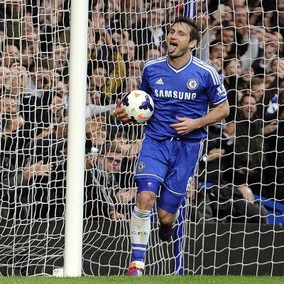 Frank Lampard i Chelsea 2014