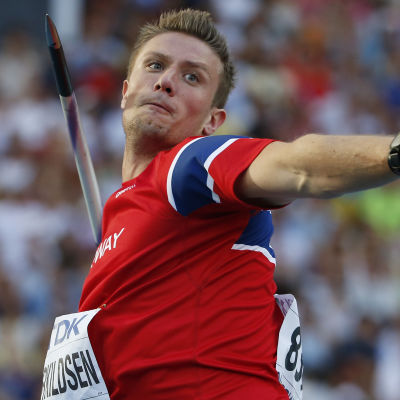 Andreas Thorkildsen, 2013.