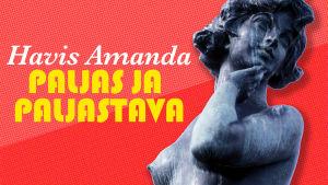 Havis Amanda - paljas ja paljastava