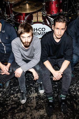 Disco Ensemble Tavastia-klubilla 2018.