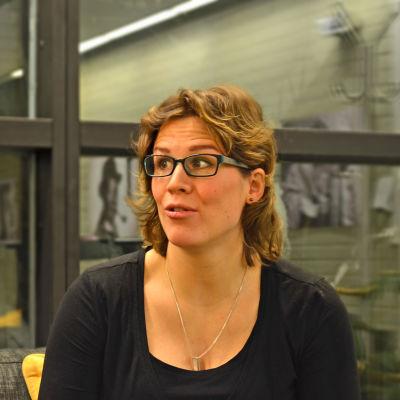 Fritjof Sahlström docent i pedagogik vid HU och Michaela von Wendt är VD för Lundia.