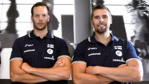 Tero Pitkämäki och Antti Ruuskanen inleder sitt VM på måndag.