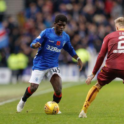 Serge Atakayi Rangers