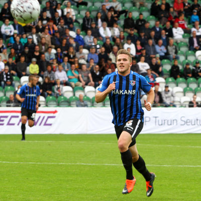 Benjamin Källman, FC inter.