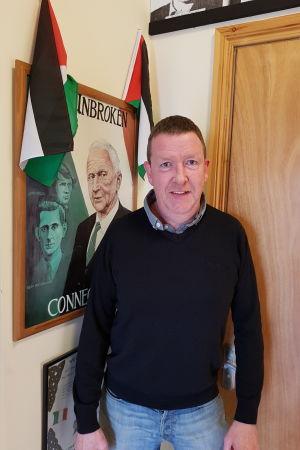 Sinn Feins talesperson i Strabane