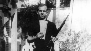 Bild på Lee Harvey Oswald.