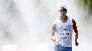 Veli-Matti Partanen, VM 2015.
