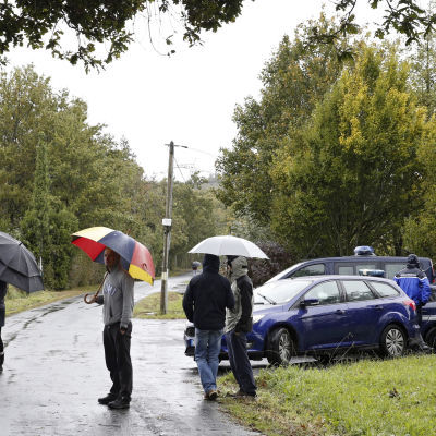 Poliser från Spanien och Frankrike utförde tillsammans tillslaget mot ett hus där Eta-ledaren Mikel Irastorza gömde sig