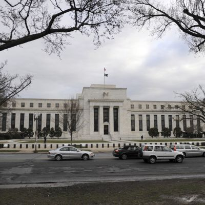 Federal Reserve-byggnaden i Washington DC