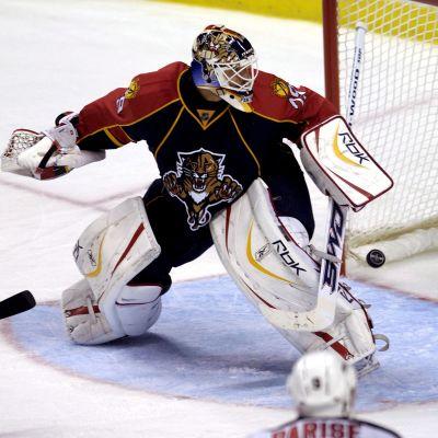 Tomas Vokoun, NHL-målvakt