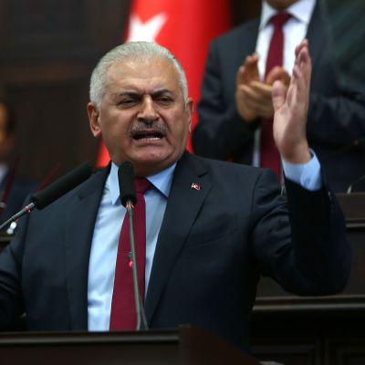 Turkin pääministeri
