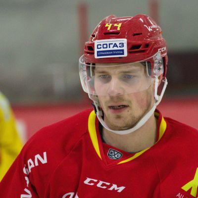 Mikko Lehtonen Jokerit KHL LK kuvassa