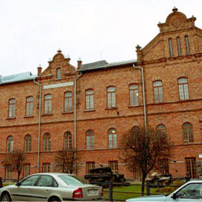 Kuvassa osa Pietarsaaren kaupungintalosta.