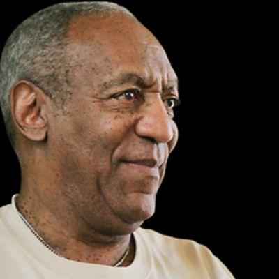 Yhdysvaltalaiskoomikko Bill Cosby.