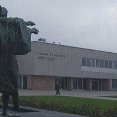 Turun yliopisto.