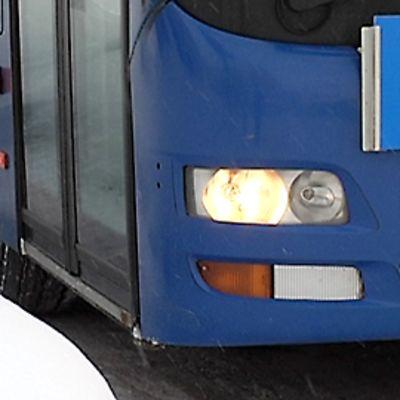 HSL:n paikallisbussi