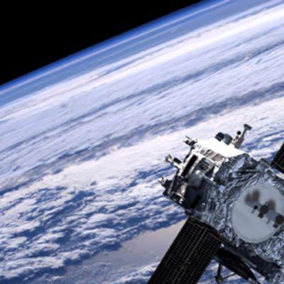 Satelliitteja