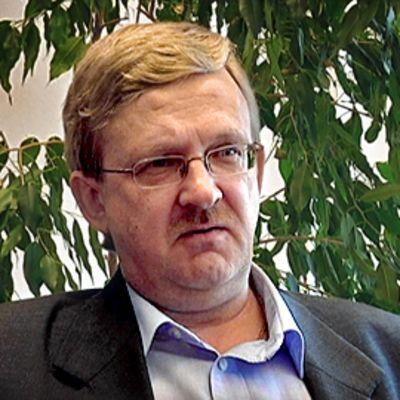 Professori Ilkka Ruostetsaari