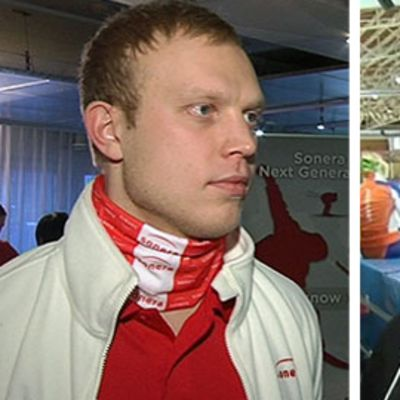 Pekka Koskela ja Mika Poutala