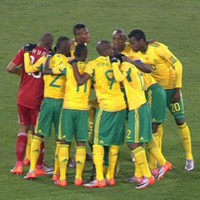 Etelä-Afrikan maajoukkue