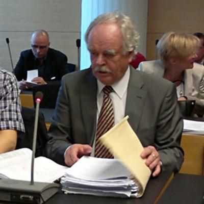 Jari Räsänen ja asianajaja Jaakko Jyrälä