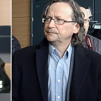 Jari Räsänen (vas.) ja Pekka Vähäsöyrinki