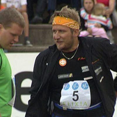 Tomas Söderlund ja Conny Karlsson
