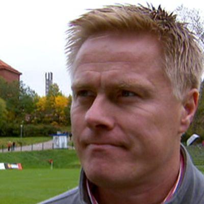 Tommi Kautonen päävalmentaja FC Lahti
