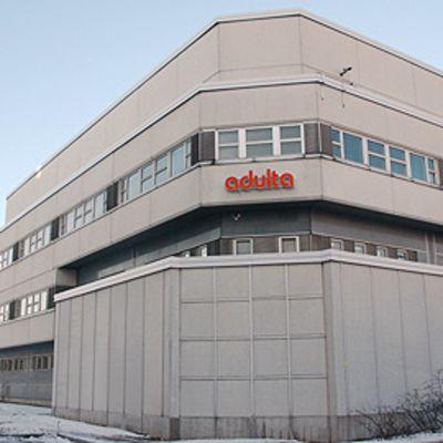 Adultan toimipiste Pasilassa Helsingissä