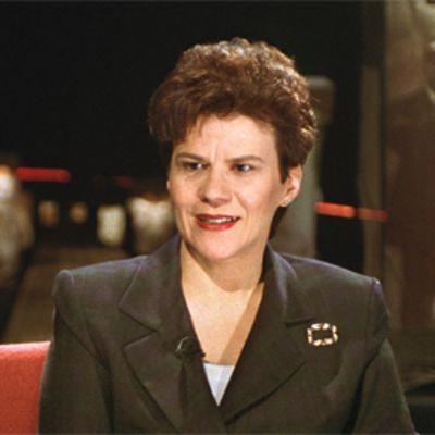 Oopperalaulaja Soile Isokoski.