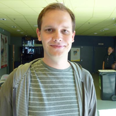 Peter Sunde Kolmisoppi, yksi Pirate Bayn perustajista.