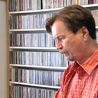 YLEn musiikkitoimittaja Jake Nyman