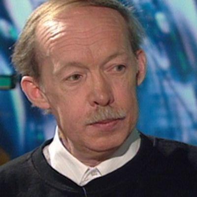 Kuvassa Pehr Henrik Nordgren.