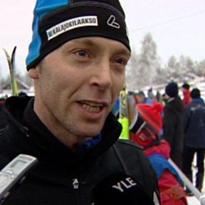 Mika Myllylä kuvassa
