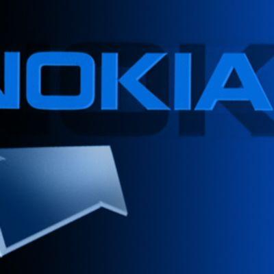 Nokian kurssi kääntyi nousuun.